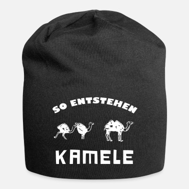 Camel CAMEL - camels - Jersey Beanie
