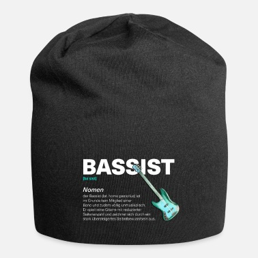 Bassist The bassist - funny definition - Beanie
