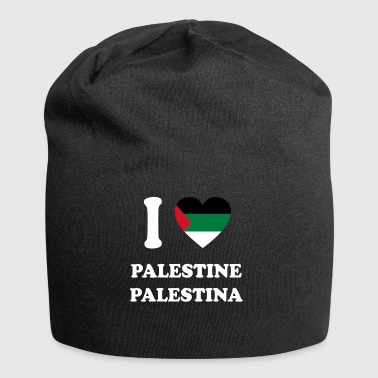 amo regalo paese PALESTINA PALESTINA - Beanie in jersey