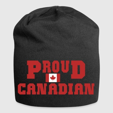 Canadian Proud Canadian - Beanie in jersey