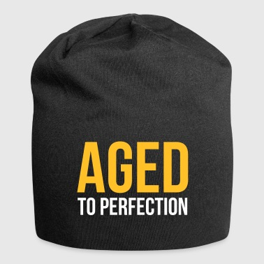 Aged To Perfection! - Jersey Beanie