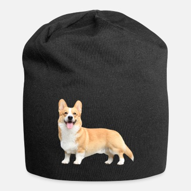 Topi the Corgi - Sideview - Jersey-pipo