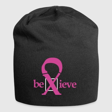 Believe Cancer Fight - Jersey Beanie