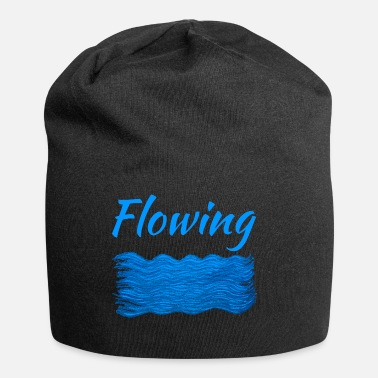 Alive Flowing - Jersey-Beanie