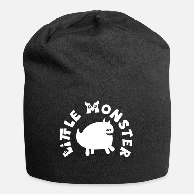 Monster kleine monsters - Jersey-Beanie