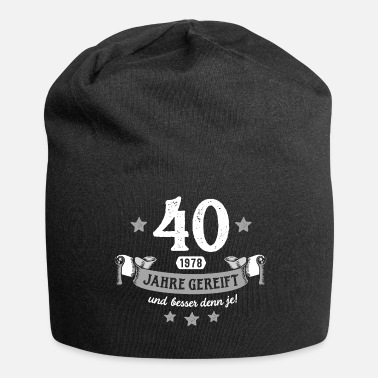 Mature Matured for 40 years - Jersey Beanie