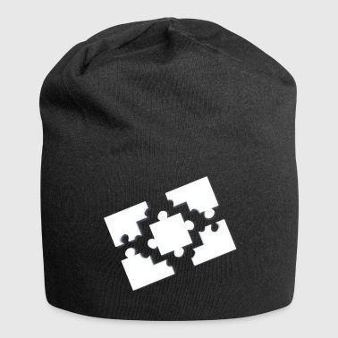 Puzzle Puzzle - Jersey-Beanie