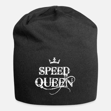 Drugs speed Queen - Jersey-Beanie