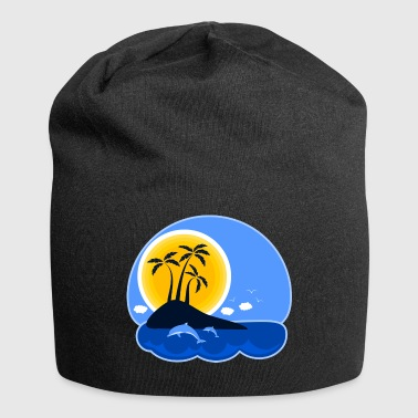 Holiday Island Holiday island - Jersey Beanie