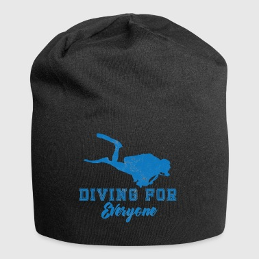 Diving / Diving: Diving For Everyone - Jersey Beanie
