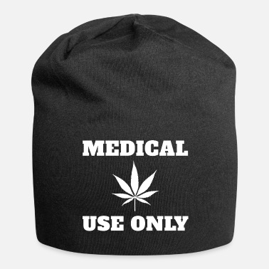 Medic Medical cannabis Medical use only - Jersey Beanie