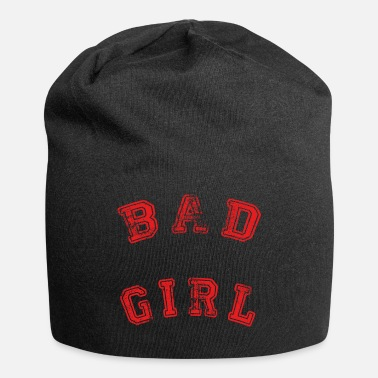 Bad Girls bad girl - Bonnet en jersey