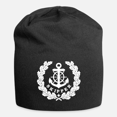 Skipper Logo skipper - Beanie in jersey