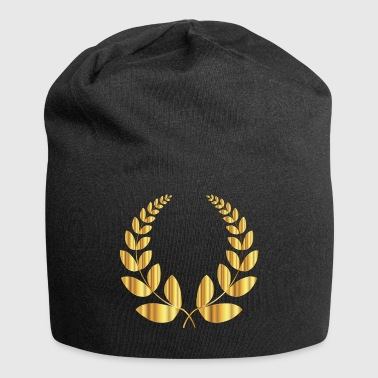 or couronne de laurier - Bonnet en jersey