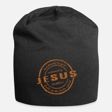 Jesus Speechemed by Jesus - Jersey Beanie