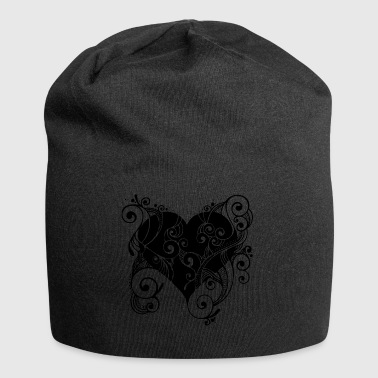 Isle of Heart Petal by Isles of Shirts - Jersey Beanie