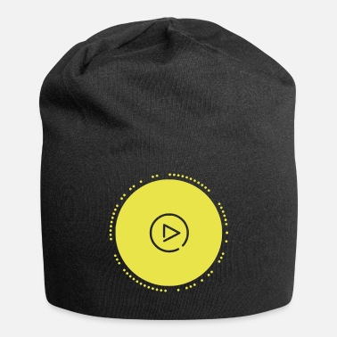 Giocare giocare - Beanie in jersey