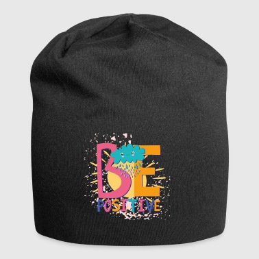 Be positive - Jersey Beanie
