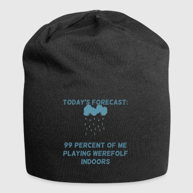Werewolf / Halloween: Today's Forecast: 99 Percent - Jersey Beanie
