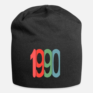 Established Established 1990 - Jersey-Beanie