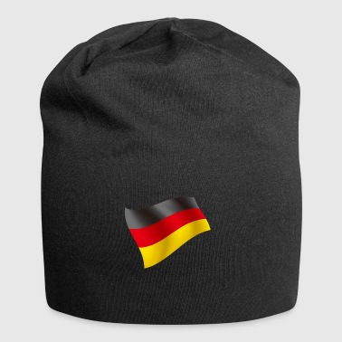 Germany Flag Germany Germany flag flag Landesfarben - Jersey Beanie