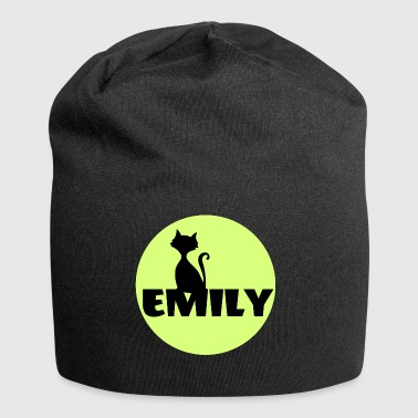 Emily Name First name - Jersey Beanie