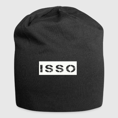 Slang isso - Jersey-Beanie