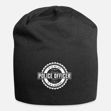 Police-officer Police Officer - Jersey Beanie