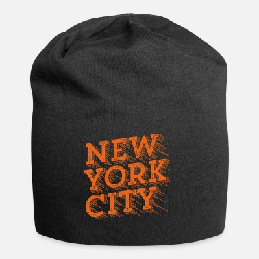 New York City Geniale - Jersey Beanie