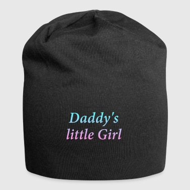 Girl Daddy Little Girl - Jersey Beanie