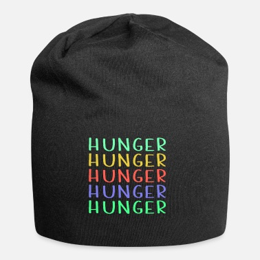 Hunger Shop Colorful Hunger Design - Bonnet en jersey