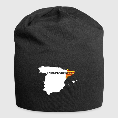 Catalan independence - Jersey Beanie