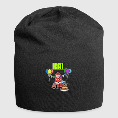 Fire Department Kai Gift - Jersey Beanie