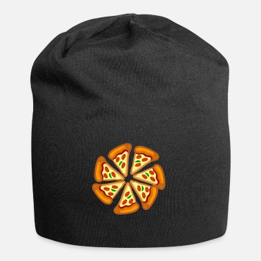 Pizza pizza pizza - Jersey-Beanie