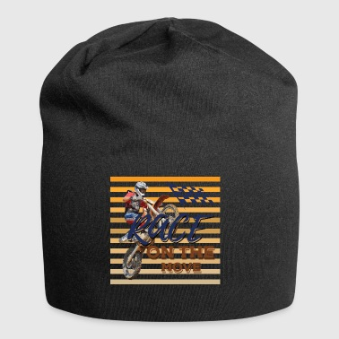 corsa in movimento - Beanie in jersey