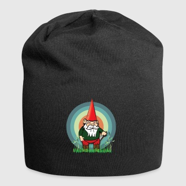 Wicked and common garden gnome Gnome dwarf - Jersey Beanie