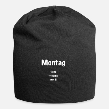Montag Montag - Jersey-Beanie