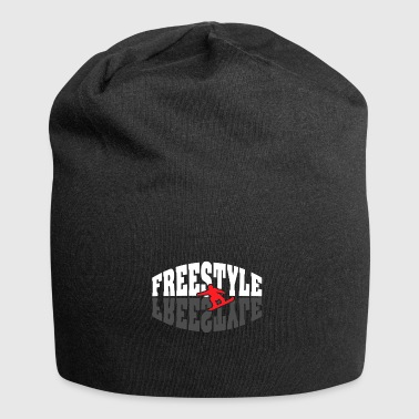 Freestyle Snowboarding - Snowboard Freestyle - Beanie in jersey