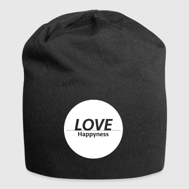 Love & Happiness - Bonnet en jersey