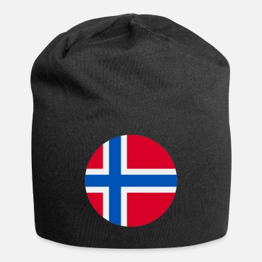 Norge norge - Jersey-Beanie