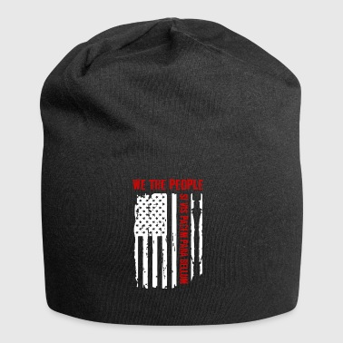 We The People Si Vis Pacem Para Bellum T-shirt - Jersey Beanie