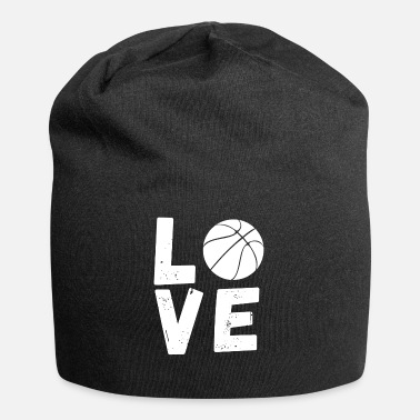 Sports Basketball Love - Sports Gift - Beanie in jersey