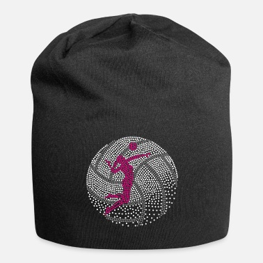 Volley Volley Girl (Perl One Edition) - Gorro holgado de tela de jersey