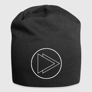 Fast Forward icon - Jersey Beanie