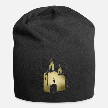 Candle candle - Jersey Beanie