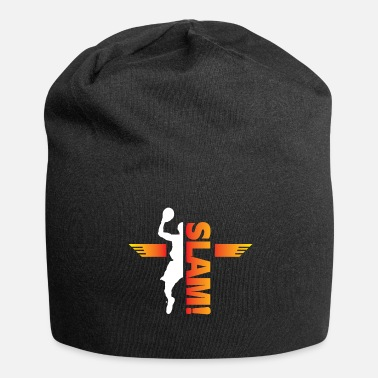 Grand Slam Idea de regalo de baloncesto Grand Slam dunk - Gorro holgado de tela de jersey