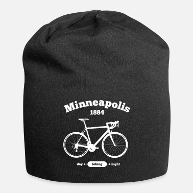 Minneapolis Minneapolis vélo - Bonnet en jersey
