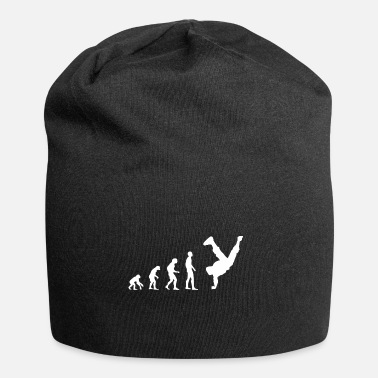Break Dance Break dance Dancing Sport I love evolution - Beanie