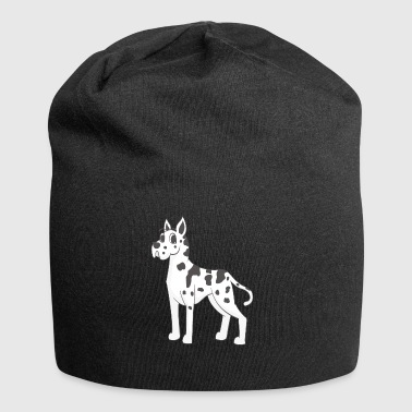 dogue allemand - Bonnet en jersey