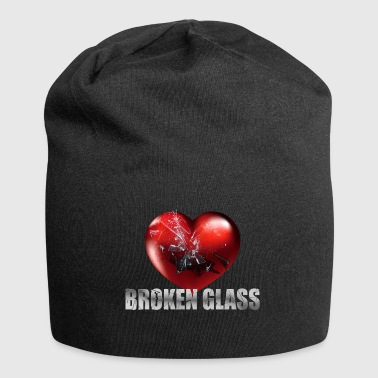 Broken Glass - Jersey-Beanie